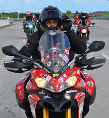 riding around the world on a ducati multistrada 1200s ducati