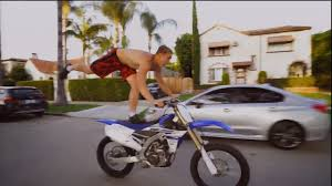 jake paul car disney star terrorizing neighborhood with dangerous youtube stunts