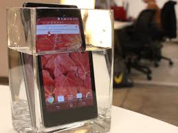 sony xperia z1s waterproof phone business insider