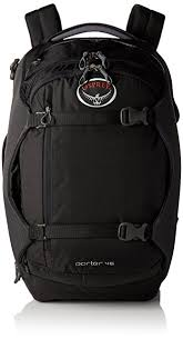 amazon smile and black friday amazon com osprey porter travel backpack bag black 46 liter