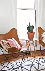Cushioned Butterfly Chair by Best 25 Butterfly Chair Ideas On Pinterest Leather Butterfly