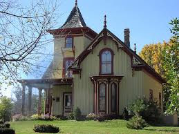 gothic style homes baby nursery gothic revival homes mid th century gothic revival