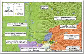Willow Alaska Map by Matanuska Susitna Borough Recreation Bond Put On October Ballot