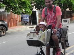 siege velo avant porte bebe avant velo le vélo en image