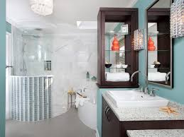 bathroom tile decorating ideas bathroom marvellous teal blue decor toilet in light brown tile