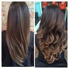 does hair look like ombre when highlights growing out 46 best hairstyle images on pinterest braid colors and dark hair