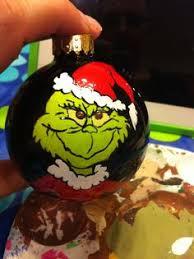 adornos de navidad conjunto grinch chucherías de adornos de