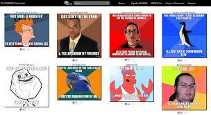 Create A Meme Online - top 5 free online meme generators websites
