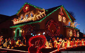 beautiful christmas decorations outside home design ideas