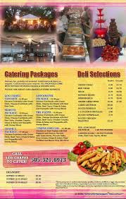 catering los cuates restaurants quality new mexican food