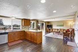 kitchen cabinets open floor plan house interior with open floor plan view of kitchen cabinets