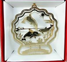 ornament brass travel souvenir gift by