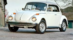 white volkswagen convertible volkswagen beetle convertible triple white type 1 u00271976 u201379 youtube