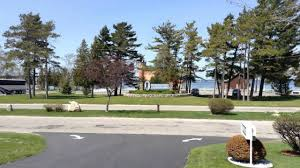 lighthouse view motel in mackinaw city mi youtube