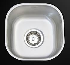 Houzer Ctb 2385 by Undermount Bar Sink Highpoint Collection 18 Inch Round Hammered