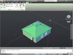 autocad architektur drawing 3d roofs with autocad architecture