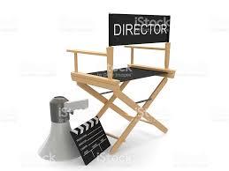 chaise cinema enfant siège de metteur en scène stock photo libre de droits 183792112