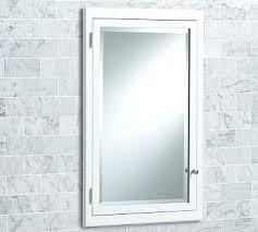 Bathroom Medicine Cabinets With Mirrors Recessed Bathroom Mirror Medicine Cabinet Recessed Bthroomsbthroom