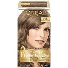 best boxed blonde hair color l oreal paris superior preference dark blonde permanent hair color