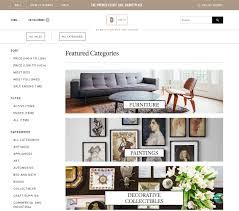 Home Decor Online Sales Online Estate Sales At Ebth Or Everything But The House Popsugar