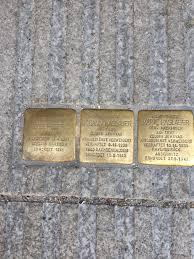 memory stones holocaust memorial stones stolen from berlin neighborhood the