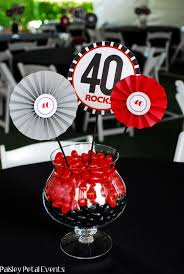 Mens 40th Birthday Decorations Best 25 40th Birthday Decorations Ideas On Pinterest 40