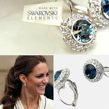 earrings kate middleton kate middleton royal style earrings tanga