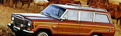 wood panel jeep why now u0027s the time to buy a 1984 1991 jeep grand wagoneer bloomberg