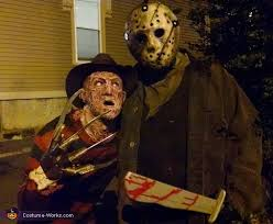 jason costume vs jason costume