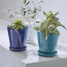 Plant Vase Outdoor Planters Pots And Garden Tools Crate And Barrel