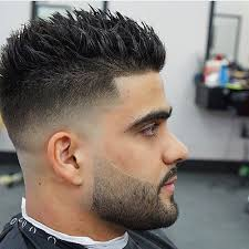 spiked haircuts medium length spiky hairstyles for men men s hairstyles haircuts 2018
