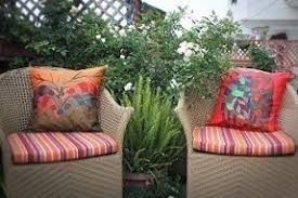 Patio Pillow Covers Discount Ottomans Foter