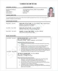 Word Format Resume Free Download Resume Samples In Word Format Download Basic Resume Template With