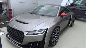 audi tt clubsport turbo 24 hours of le mans 2015
