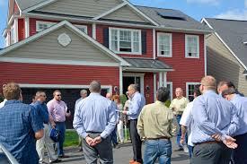 Expressmodular Com Modular Home Builder Simplex Hosts Successful Builder Open House