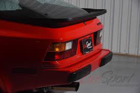 porsche 944 spoiler 1986 porsche 944 coupe stock 1986101 for sale near new hyde park