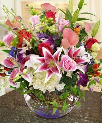 Traditional Flower Arrangement - metropolitan designs sophisticated and exotic flower arrangements