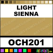 light sienna powder casein milk paints och201 light sienna