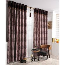 Arts And Crafts Style Curtains Arts And Crafts Style Curtains Of Blending Material Of Mixed