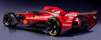 ferrari f1 bold new ferrari f1 concept rejected until at least 2017