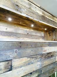 Headboards Made With Pallets Diy Pallet Bed With Headboard And Lights 101 Pallet Ideas