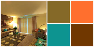 apartments cool tone color paint ideas interior two bedroom