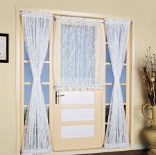lace side panel curtains how to purchase transparent side panel