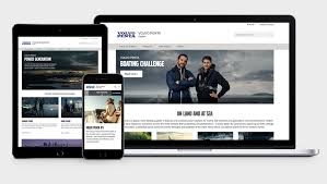 volvo web volvo penta launches new website