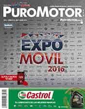 revista motor 2016 revista expomovil 2016 puro motor