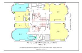 481 483 commonwealth avenue housing boston university