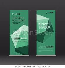 layout banner design roll up banner design layout vertical banner design clipart