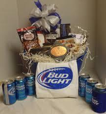 Beer Gift Basket Light Tub