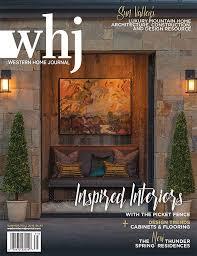 home design journal western home journal sun valley