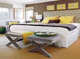 Black And Yellow Bedroom Decor by Dining Rooms Houzz Yellow And Brown Bedroom Decorating Ideas